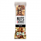 Barrinha Deluxe NUTS&BERRIES 40gr