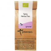 Spicy Herbal Tea Bio Granel 50 Gr.  Josenea