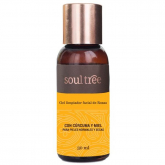 Gel limpiador facial de Rosas Soultree 30 ml