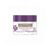 Gel exfoliante corporal arcilla purpura Cattier 200 ml