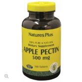 Pectina de maçã 500 Mg 180 comprimidos Natures Plus