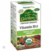 Vitamina B12 2000 Mcg 60 comprimidos Natures Plus