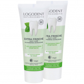 Pack Promo 2x Dentífrico Menta Bio Daily Care Logona 75 ml