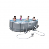 Bestway. Piscina power steel oval