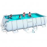 Bestway. Piscina power steel rectangular
