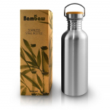 Botella Acero Inoxidable Bambaw 1000 ml