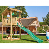 Parque Infantil de Madera – Jungle Shelter