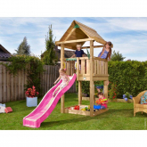Parque Infantil de Madera – Jungle House