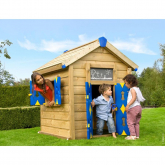 Casinha infantil de madeira Jungle Playhouse